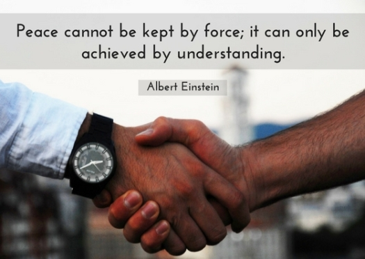 Peace cannot be kept by force; it can only be achieved by understanding..jpg