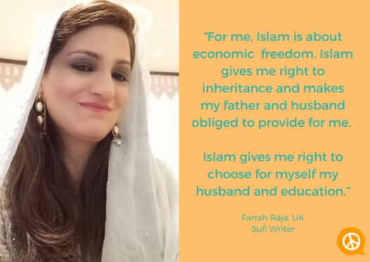 """Islam means 'peace'. I follow the principle of 'Love for All, Hatred for None'. It's important to treat others as we would like to be treated ourselves"" (Dr Irfan Malik, UK) (6).jpg"