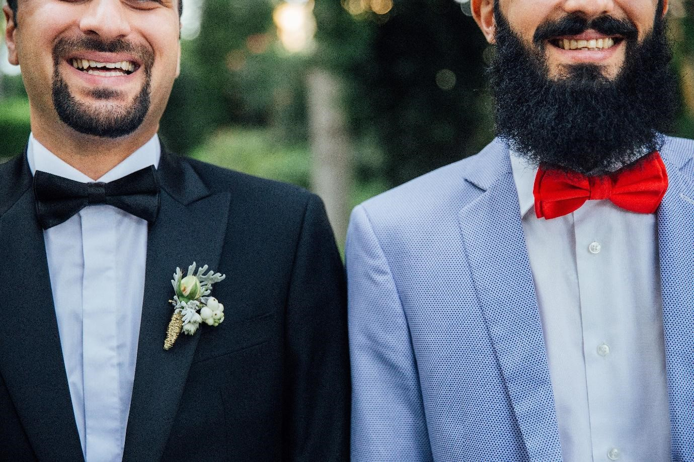 Saying yes to same sex marriage and no to exclusion: Meet