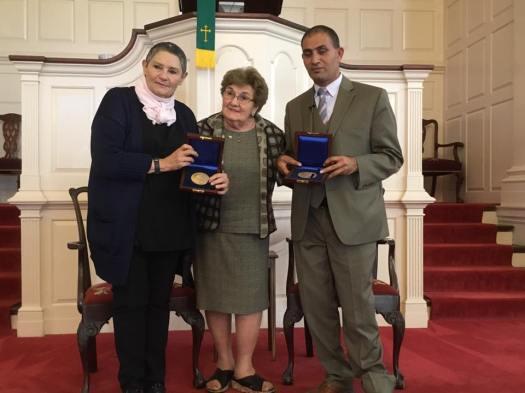 Robi Bassam Al Filipov award 9.25.16